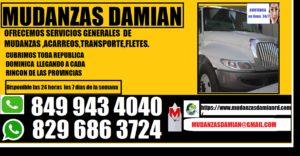 SERVICIOS DE MUDANZAS